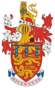Arms of the Duchy
