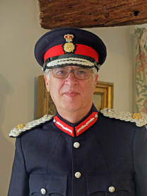 The Lord Lieutenant photographed by Dan Kenyon